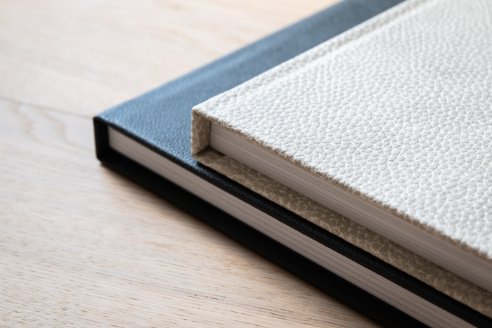 Book - leather look cover