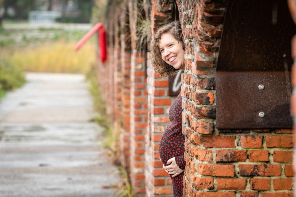 Op zoek naar zwangerschap week tot week foto's? Fotograaf zwangerschapsfotografie in Gent?
